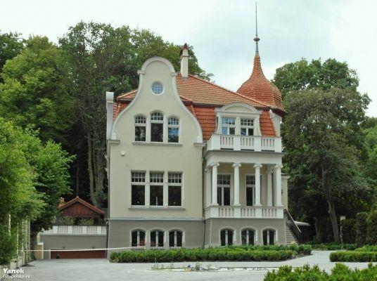 Gdańsk ulica Jaśkowa Dolina 44