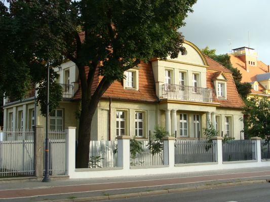 Bydgoszcz, willa komendanta, 1913-1914 d