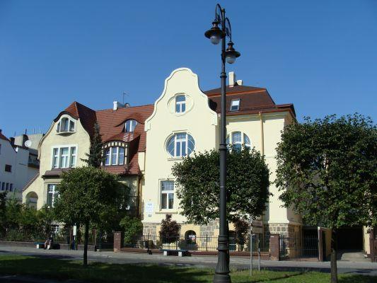 Bydgoszcz, willa, 1903-1904