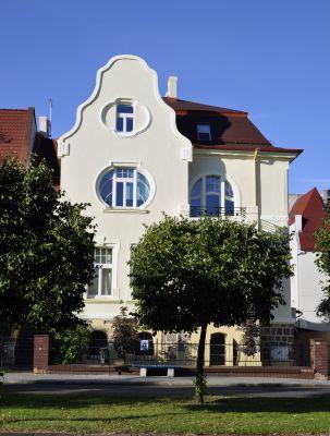 Willa, Bydgoszcz, ul. Mickiewicza 15 by AW