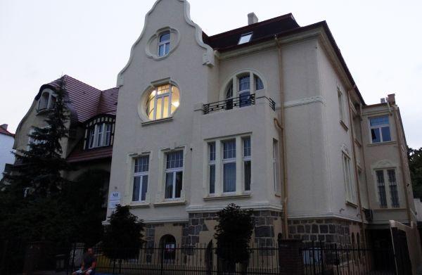 Willa, 1903-1904 Bydgoszcz, Al. Mickiewicza 15