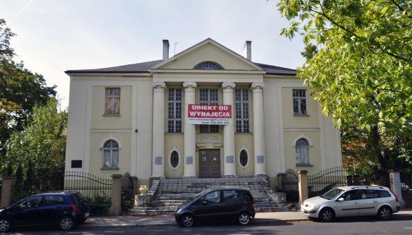 Willa Bydgoszcz al Ossolińskich 7 AW