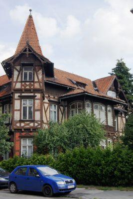 Toruń, ul. Bydgoska 40 róg Konopnickiej (OLA Z.)