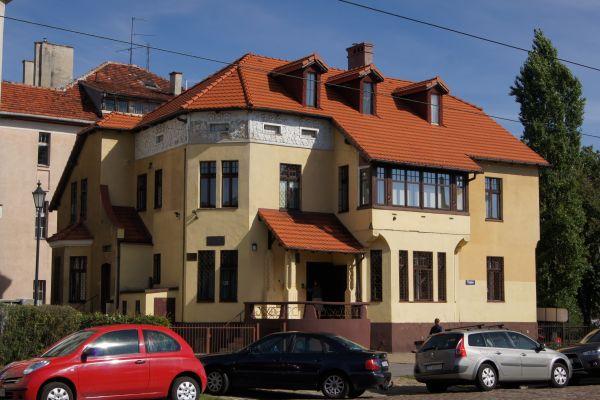 Toruń, ul. Chopina 20 - Moniuszki 1