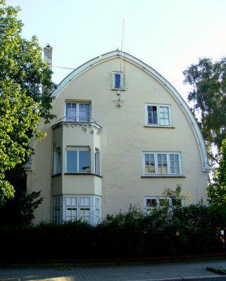 Bydgoszcz, zespół willi, 1934-1935