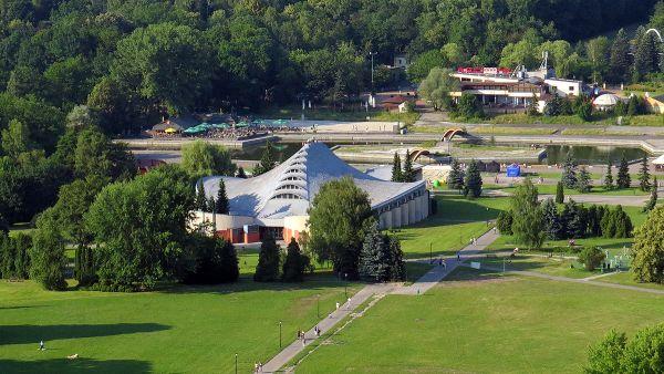 Hala Kapelusz Park Śląski