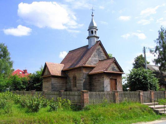 Wola kopcowa kaplica