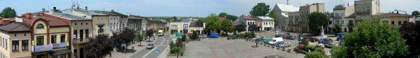 Panorama rynek wolbrom