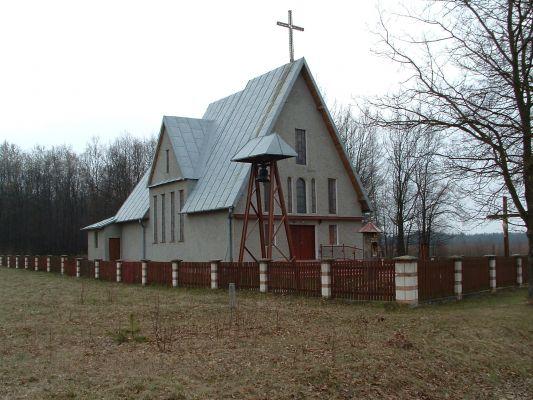 Kościół w Wólce Horynieckiej