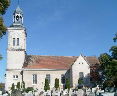 Wtelno church
