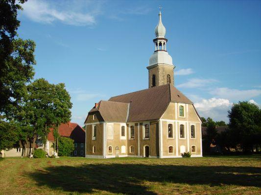 Kościół w Wykrotach