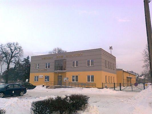 Zakrzowek lubelskie dom kultury 2013.01.27