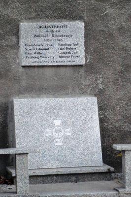 Katowice - zaleska halda - pomnik