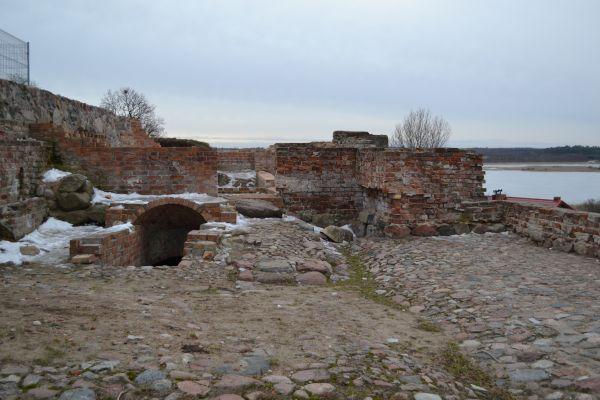 Ruiny zamku Biskupów Pomezańskich