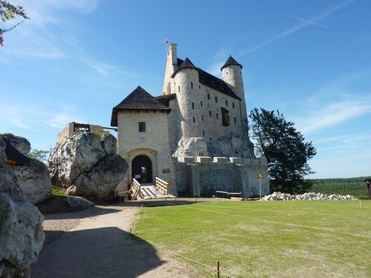 Zamek Bobolice (Castle of Bobolice)