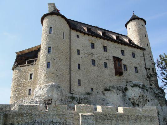 Zamek Bobolice 2010