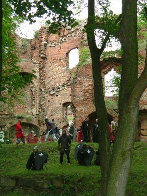 Dobra zamek jarmark 2007