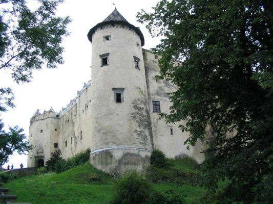 Zamek w Niedzicy-baszta