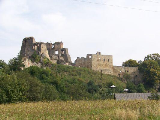 Odrzykon zamek 1