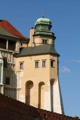 Kraków - Wawel - Kurza Noga 01