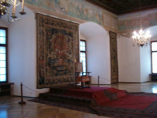 Sala Poselska na Wawelu