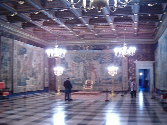 Sala Senatorska na Wawelu