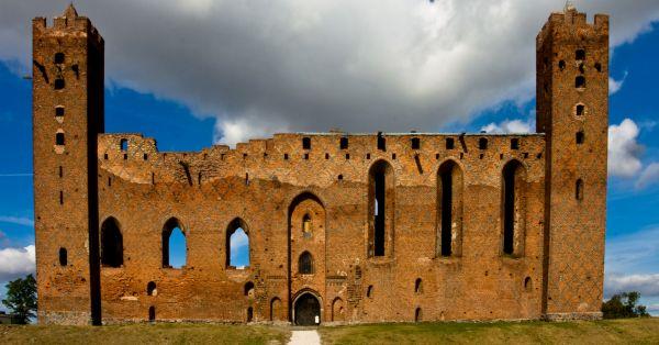 Ruiny Zamku 2 poł. XIII – 1 poł. XIV Radzyń Chełmiński
