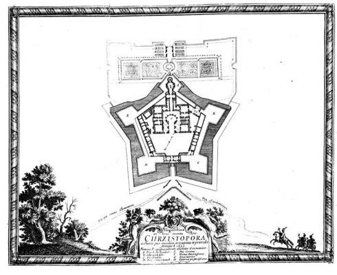 Dahlbergh Krzyztopor