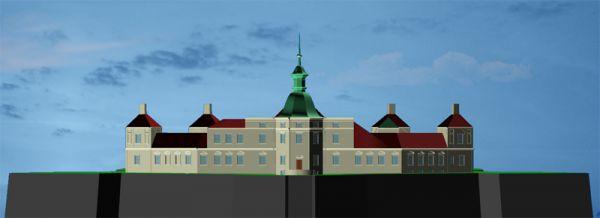 Zamek krzyztopr rekonstrukcja 1