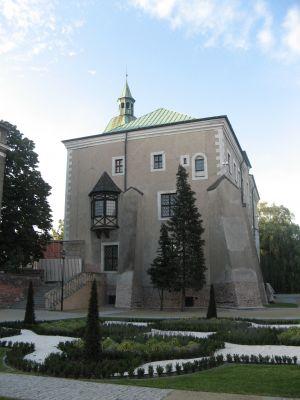 Słupsk-Zamek Książąt Pomorskich tył