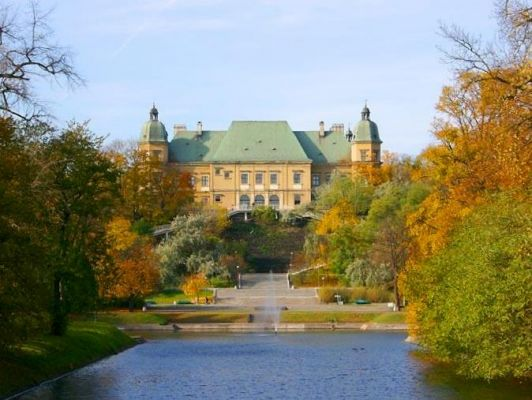 Zamek Ujazdowski w Warszawie