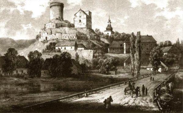Zamek w Będzinie Napoleon Orda