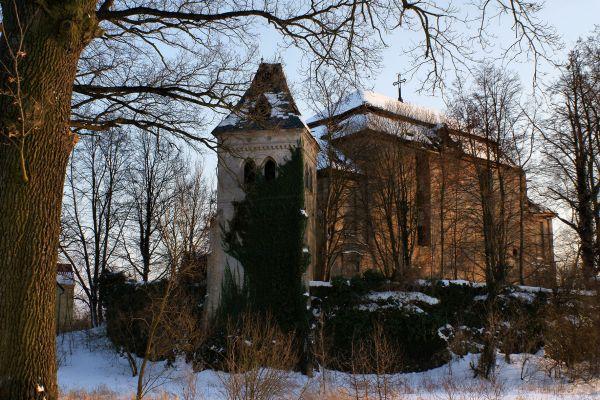 Jędrzychów - Zamek (zetem)