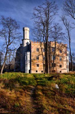 Zamek w Karpnikach