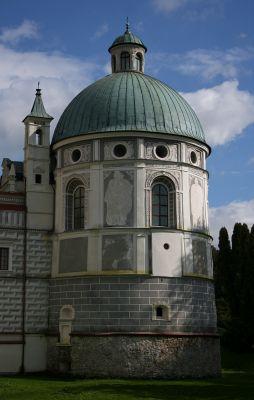 Krasiczyn Castle Divine Tower 02.09.2010 pl