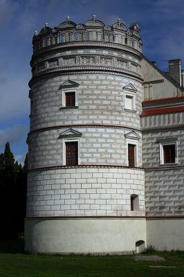 Krasiczyn Castle Papal Tower 02.09.2010 pl