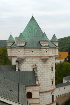 PL - Krasiczyn - zamek - Kroton 010