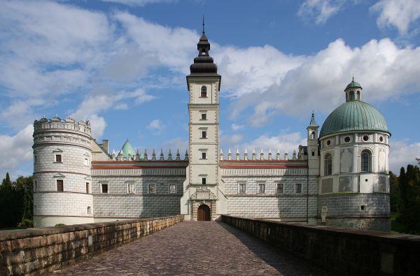 Krasiczyn Castle 02.09.2010 pl
