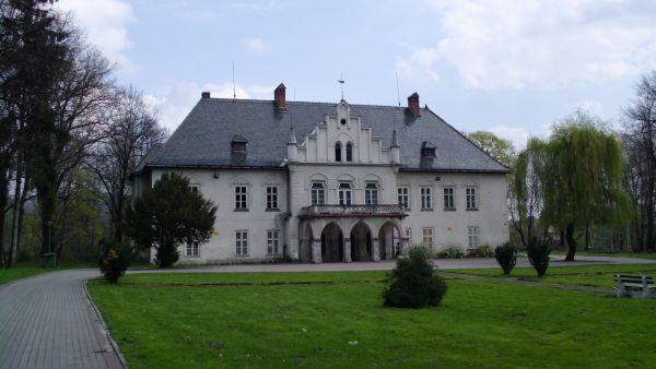 Pałac w Łodygowicach - 2011