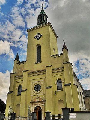 arki - kościół p.w. śś Szymona i judy Tadeusza