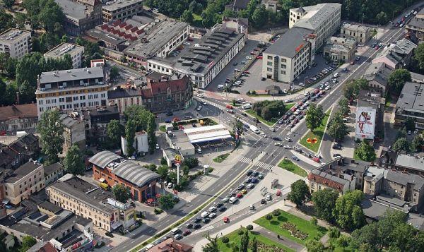 Bielsko-Biała, Żywieckie Przedmieście