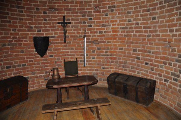 Muzeum w baszcie na zamku w Ciechanowie