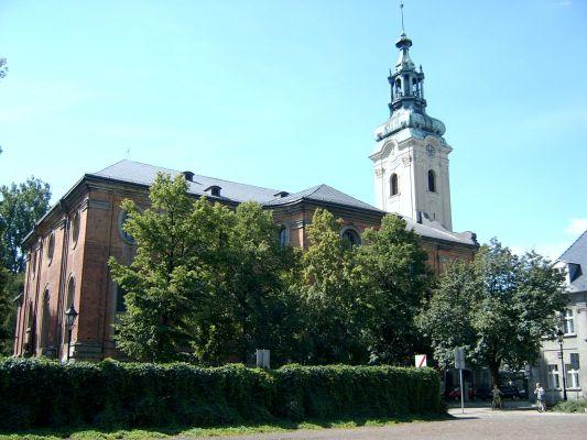 Kościół Św. Krzyźa w Lesznie