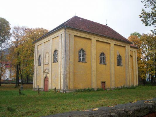 Kościół św. Anny w Lubawce