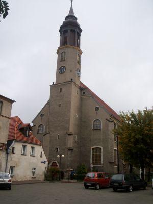 Kościół Wniebowzięcia NMP w Lubawce