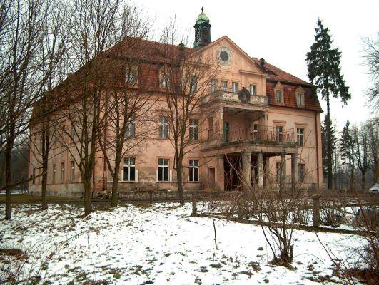 Pałac w Niwnicach