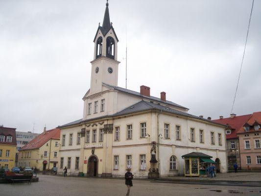 Ratusz w Lubawce