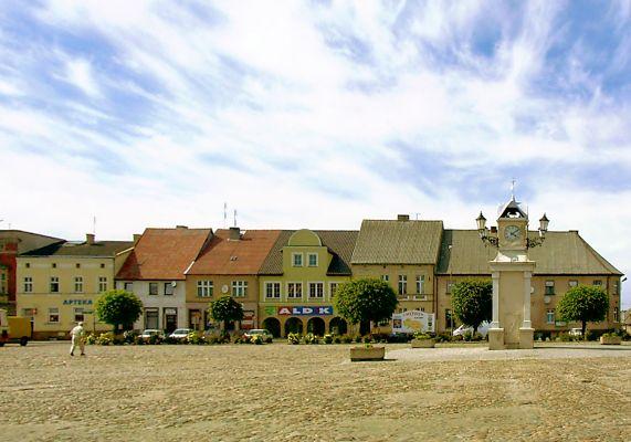 Panorama lwóweckiego rynku