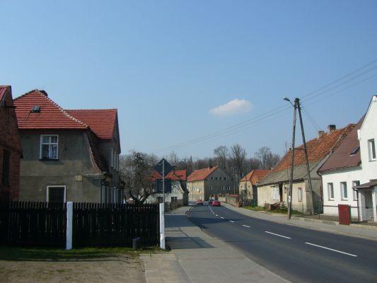 Buczyna- wieś w gminie Radwanice