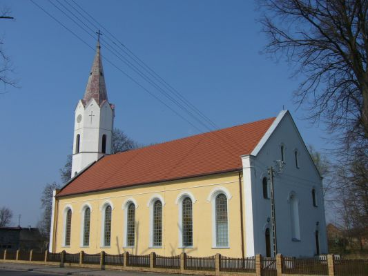 Kościół w Radwanicach